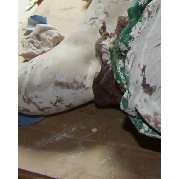 Restavriranje lesene plastike