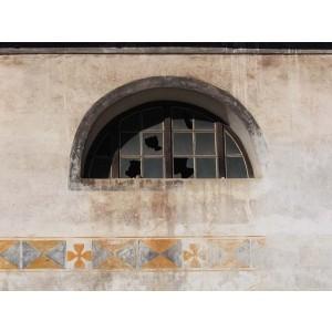 Doris dekoracije na zgradbah, fasadah itd - Grafično obdelana slika