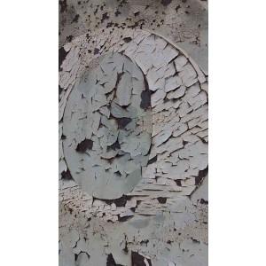 Restavriranje odpadlih in poškodovanih delov slik na kovini