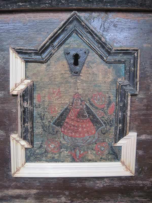 Kmečka skrinja iz leta 1815
